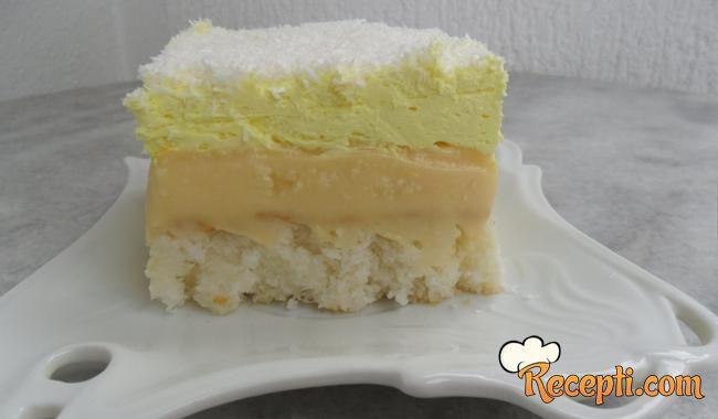 Rafaelo kolač (4)