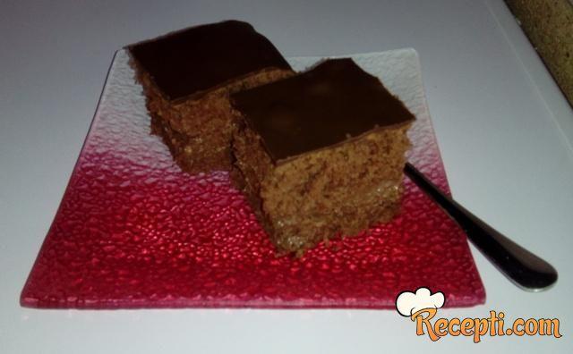 Nesquik čokoladni kolač