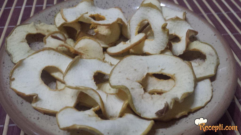 Čips od jabuka
