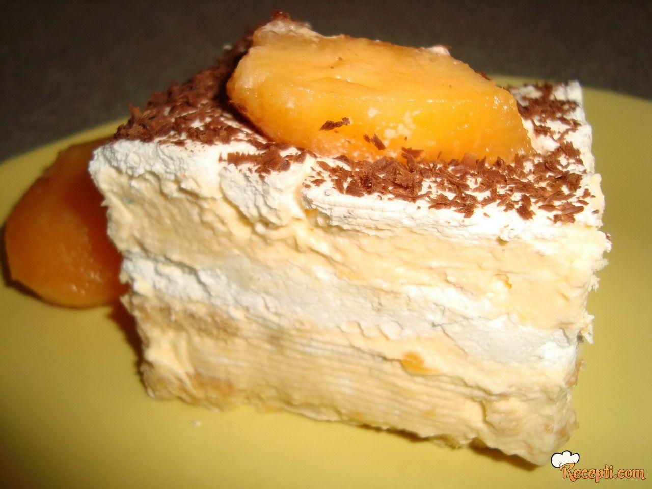 Keks torta od dinje