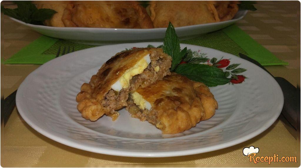 Argentinske empanade