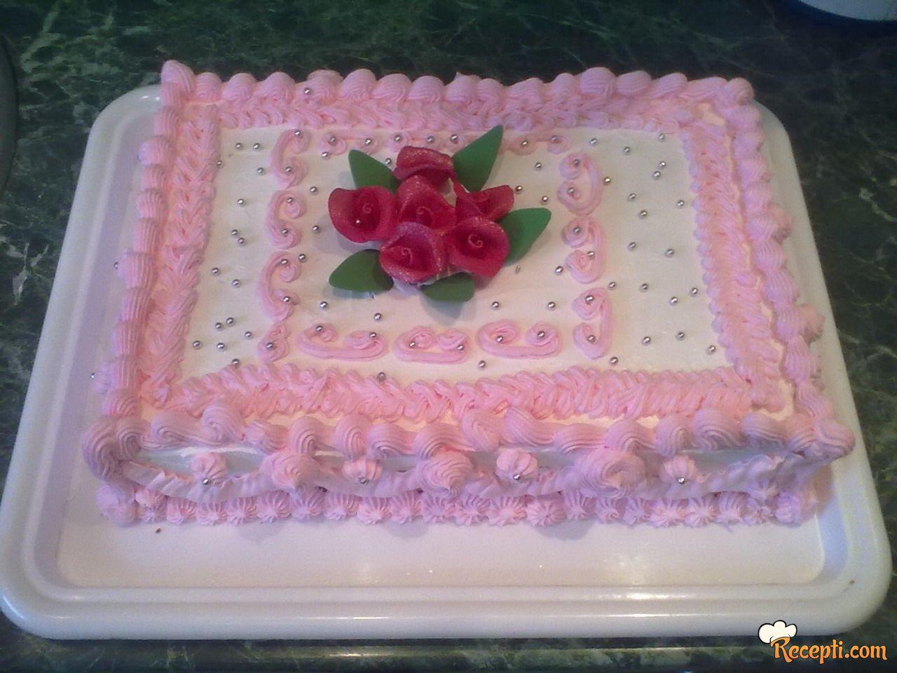 Milky torta