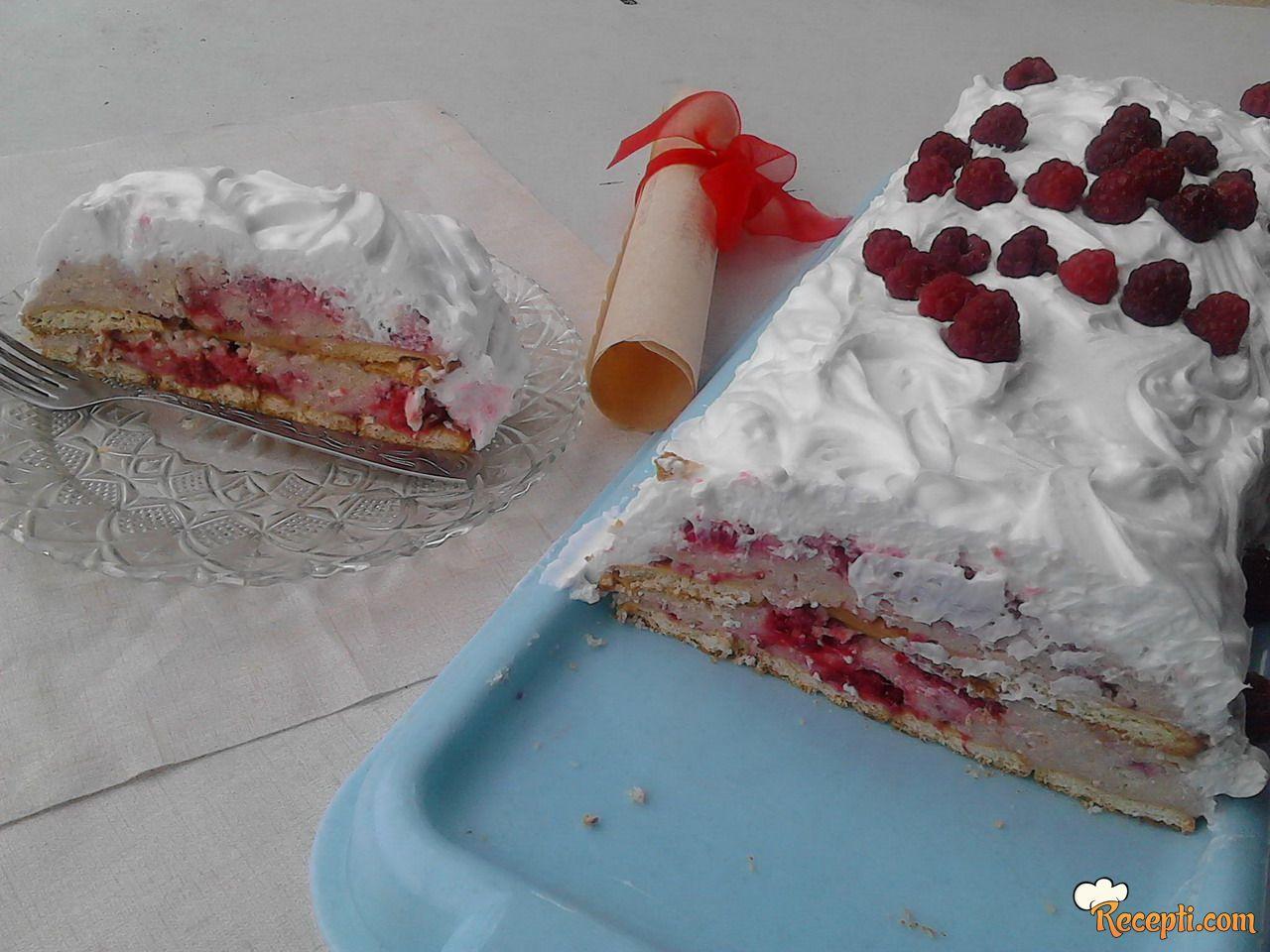 Voćna keks torta (3)