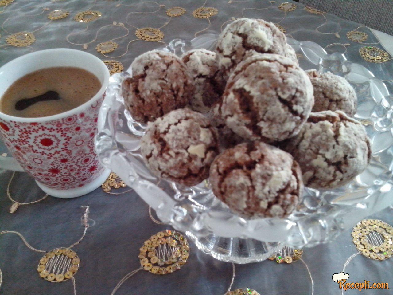Raspucani kakao kolači