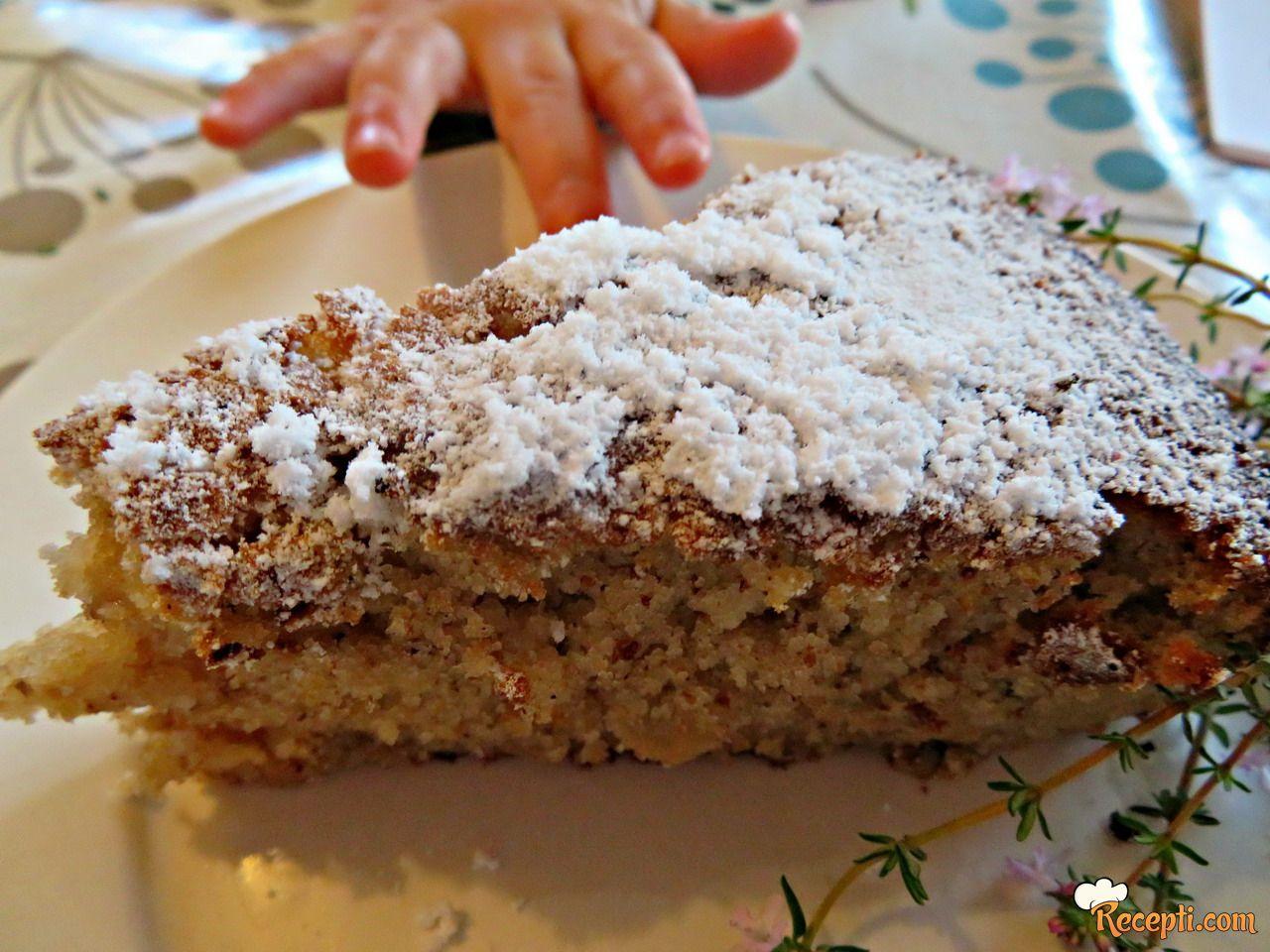 Baka Jelenin kolač od griza