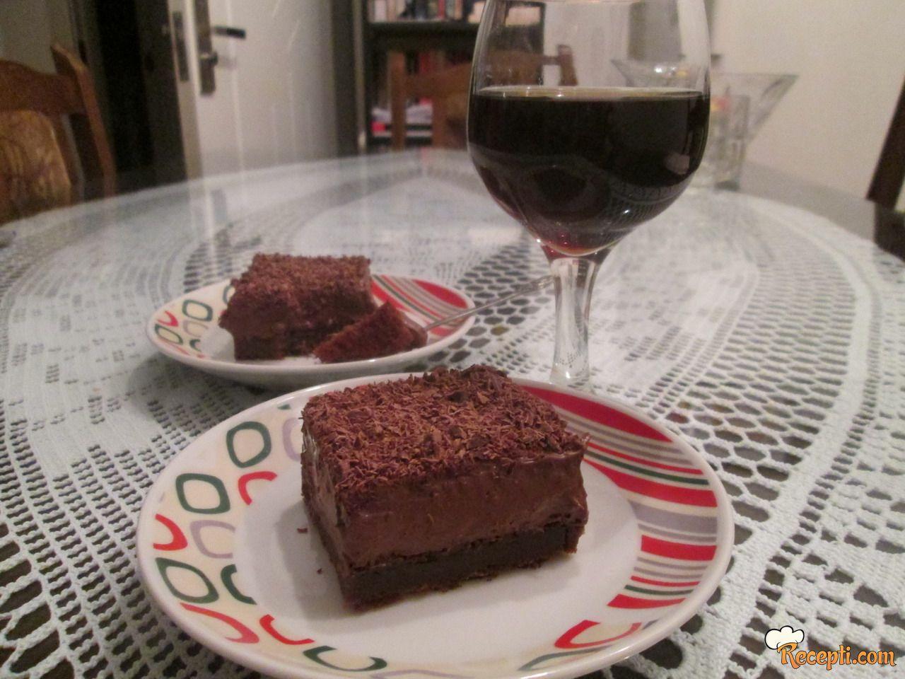 Čokoladne kocke (12)