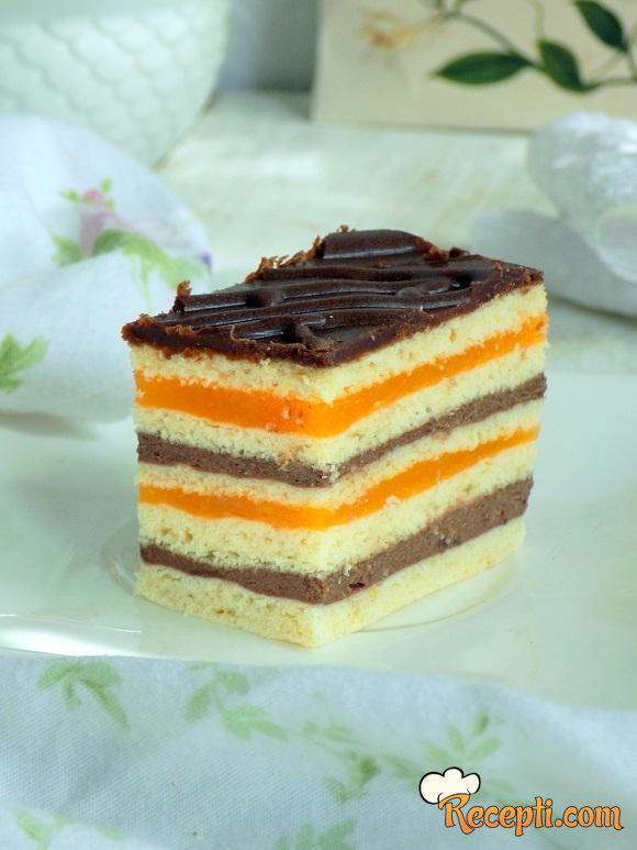 Jaffa Menaž kolač