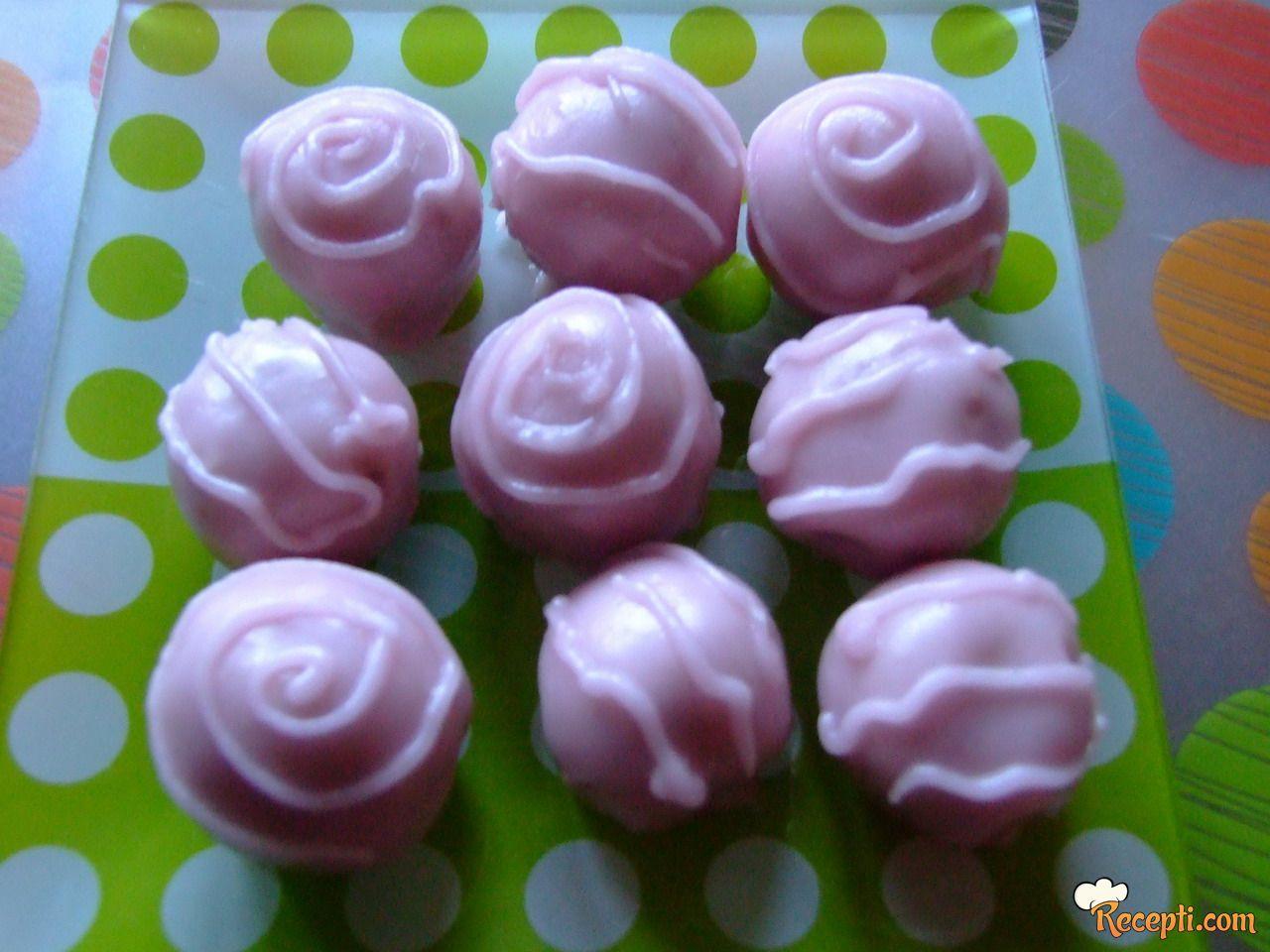 Roze bombice