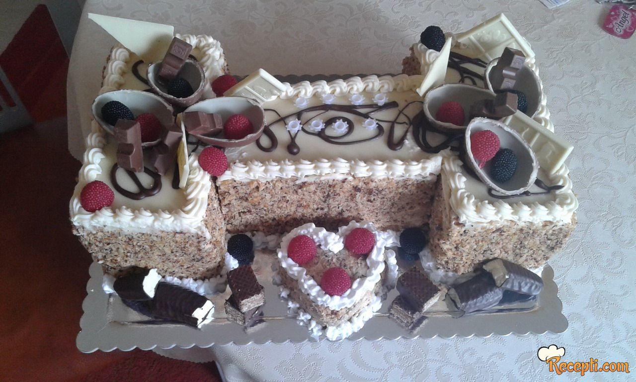 Torta nad tortama