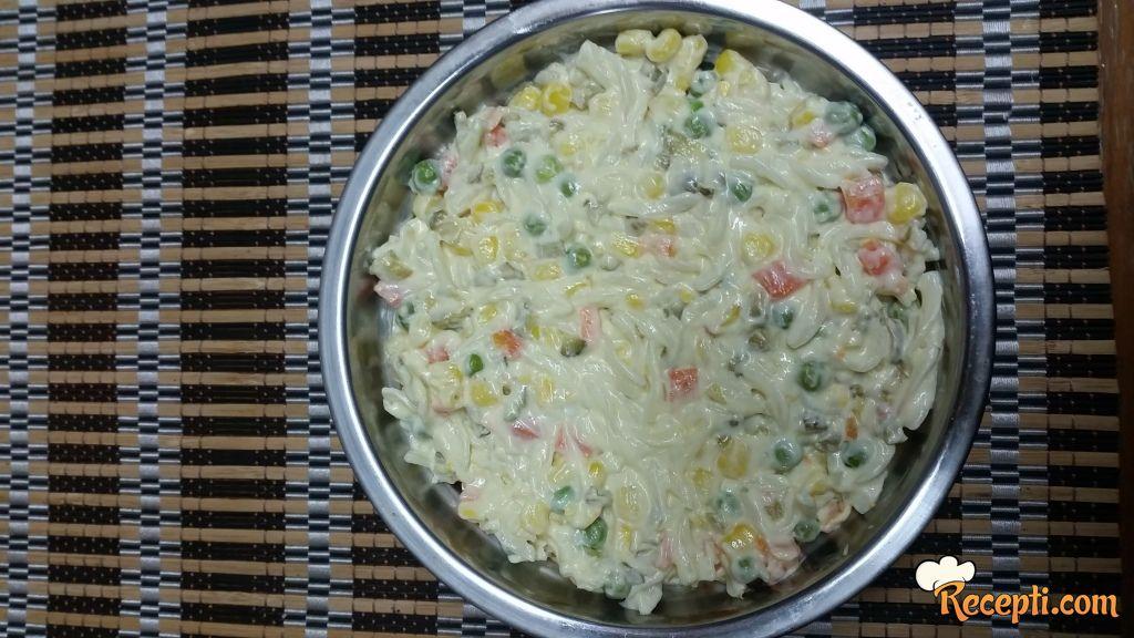 Posna salata (2)