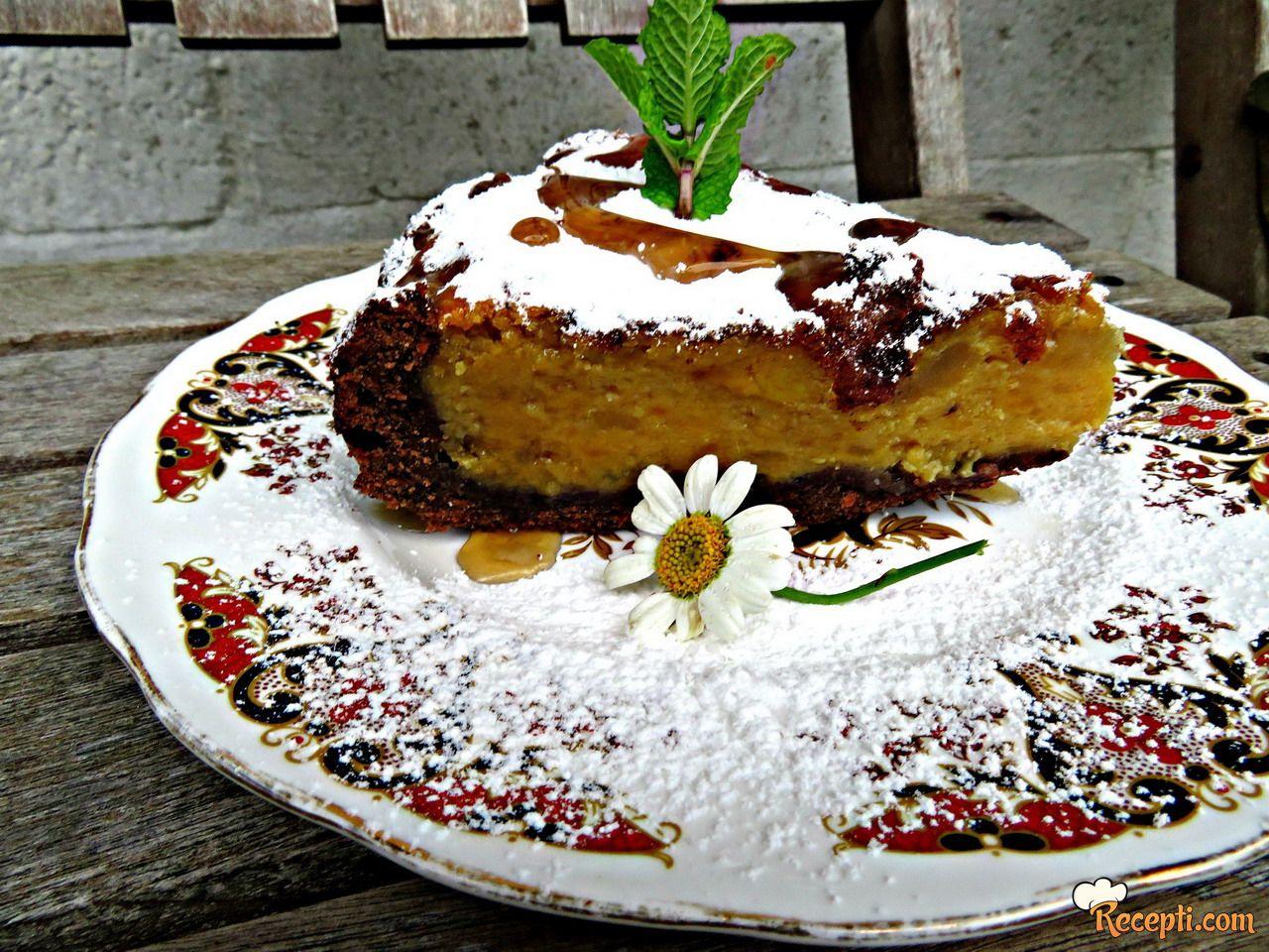 Kolač sa batatom (slatkim krompiro)