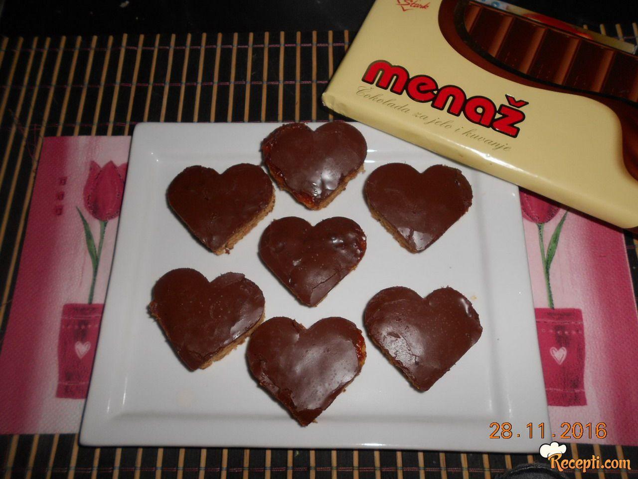 Menaž medena srca