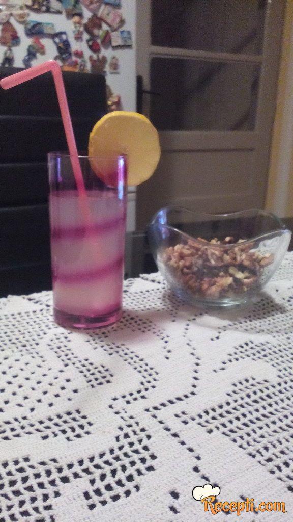 Sirup od limuna i narandže