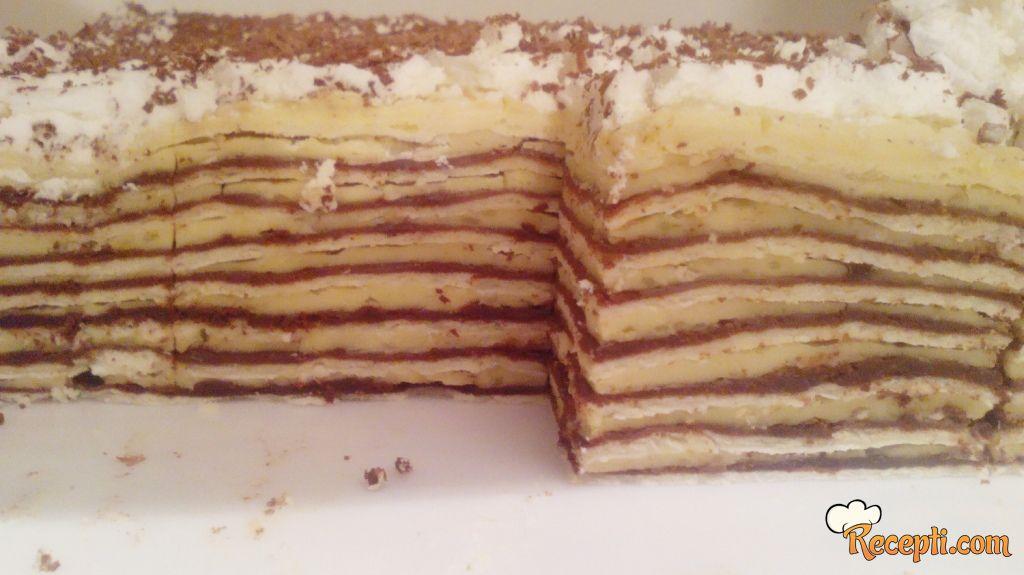 Alpro torta posna