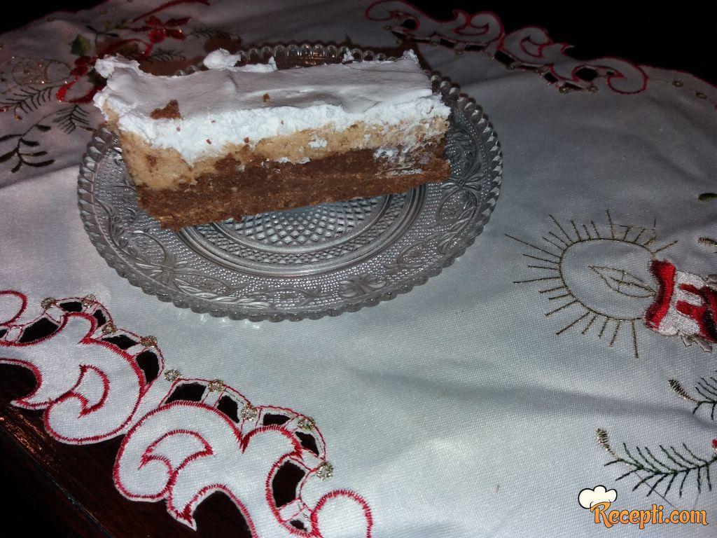 Fererro torta