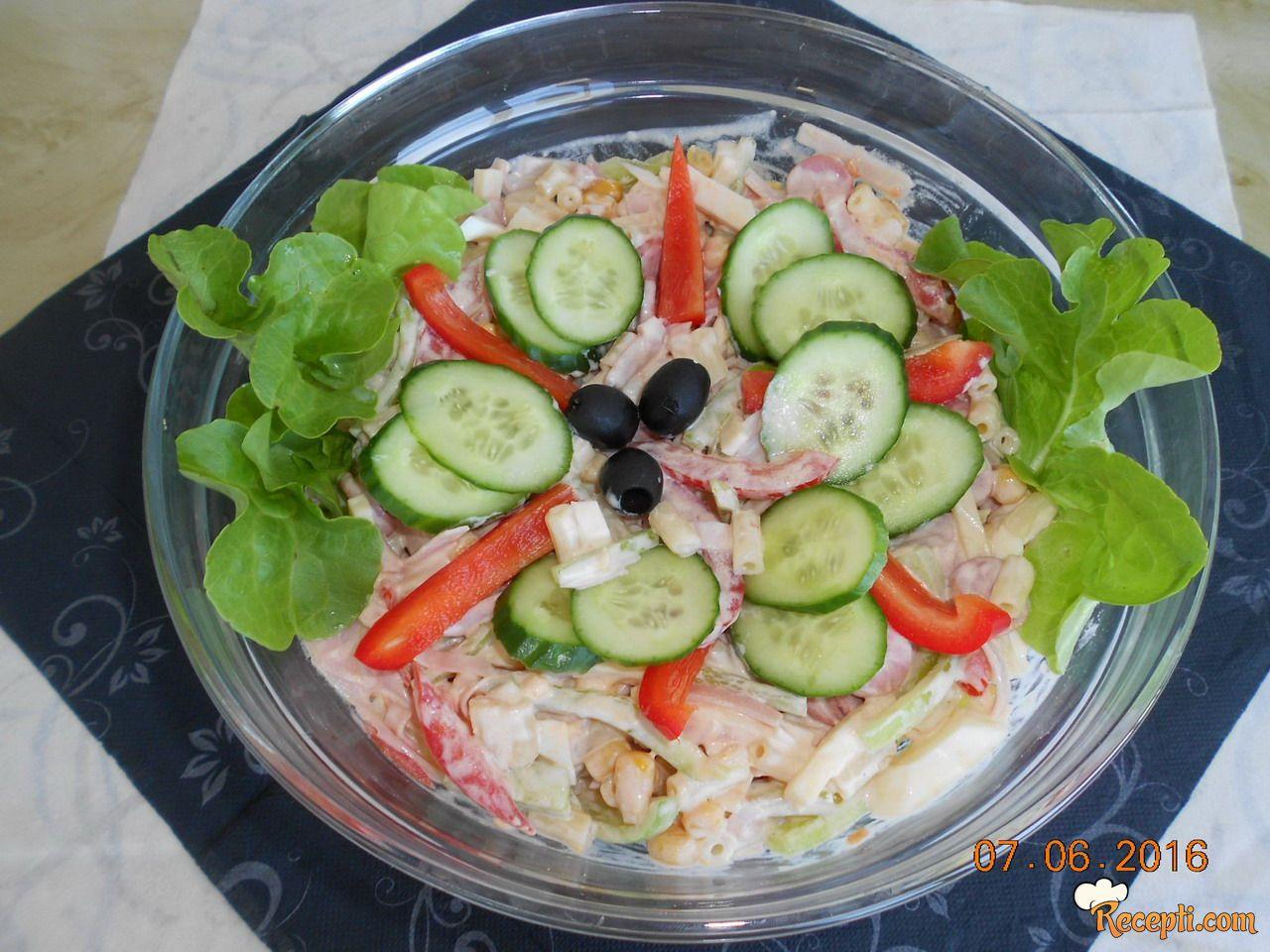 Francova salata