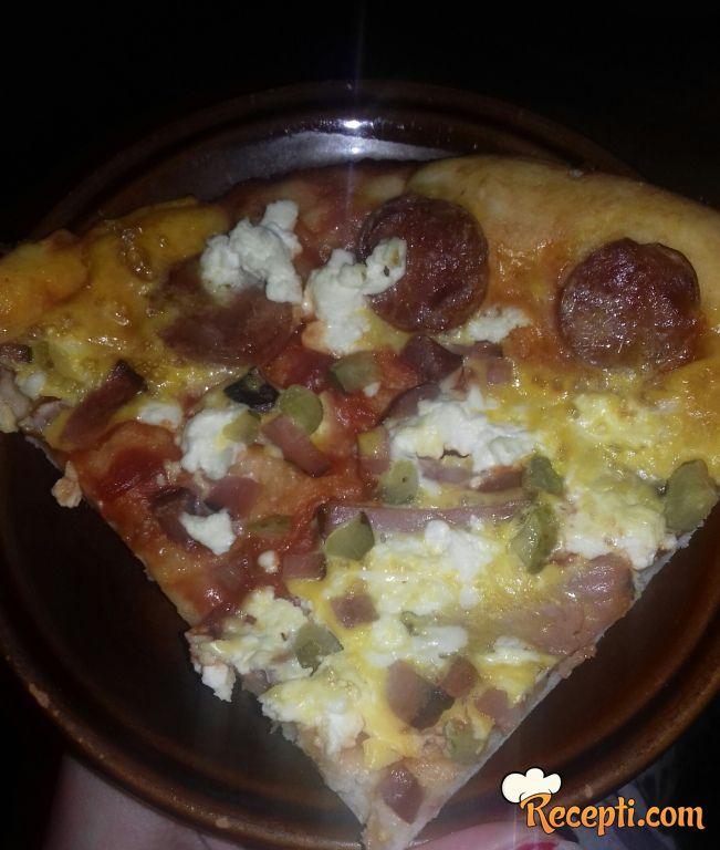 Testo za pizzu (2)