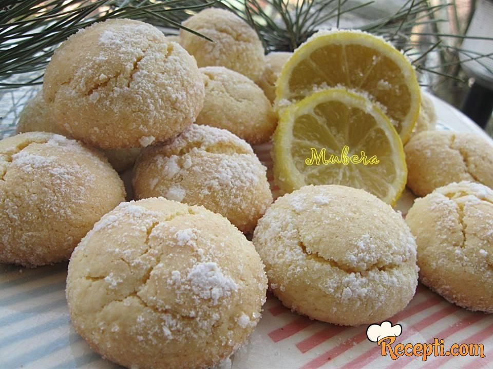 Keksići sa limunom (2)