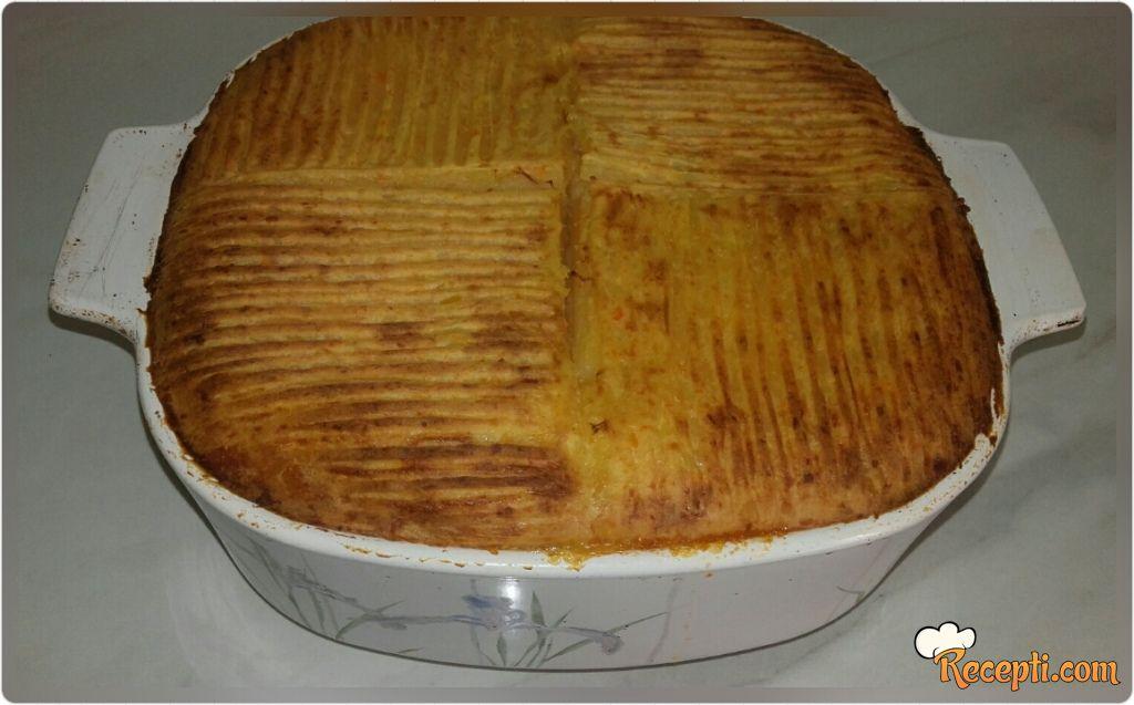Shepherd pie - Pastirska pita