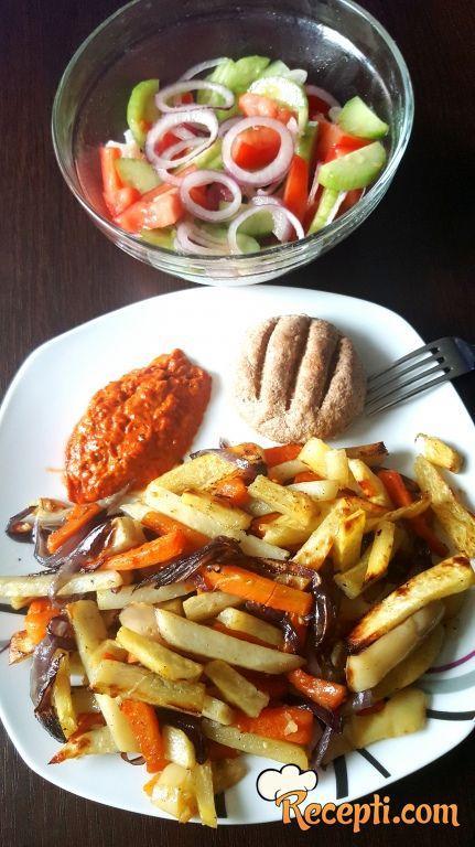 Pečeni krompir (3)