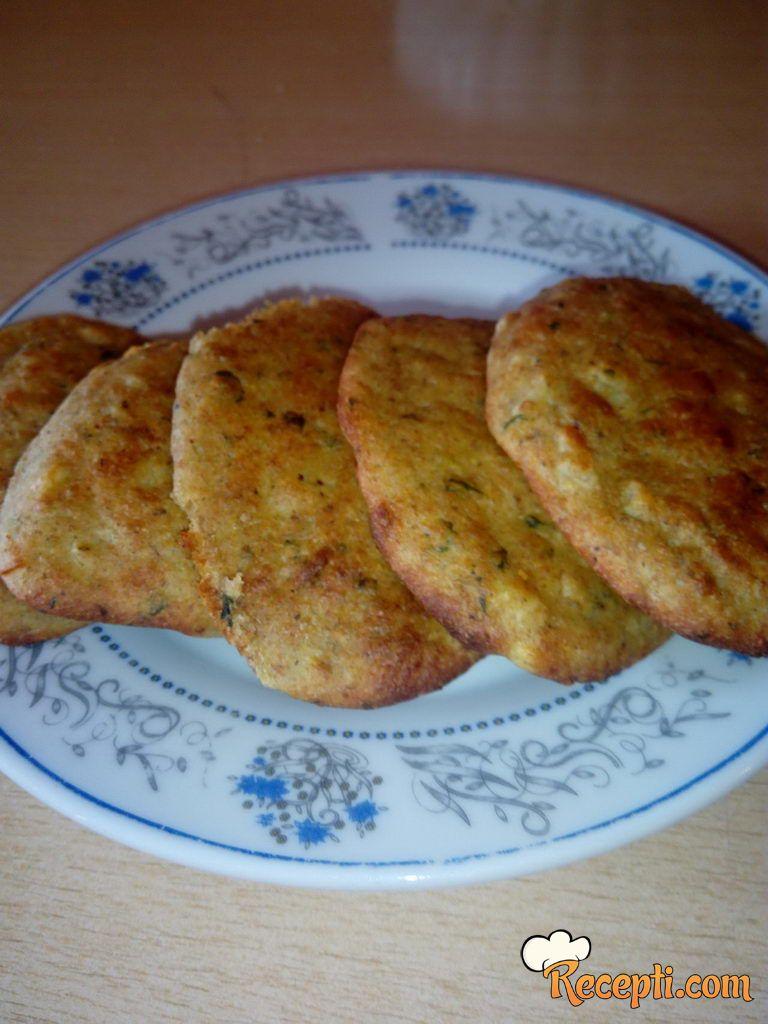 Krompir - pogaćice