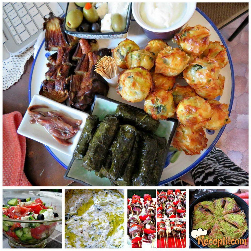 Moja Grčka Večera