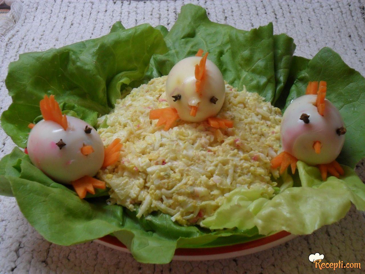 Uskršnja salata