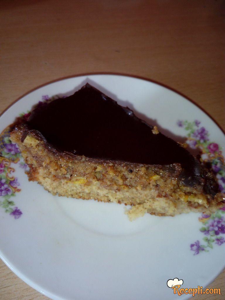 Sočni jafa kolač