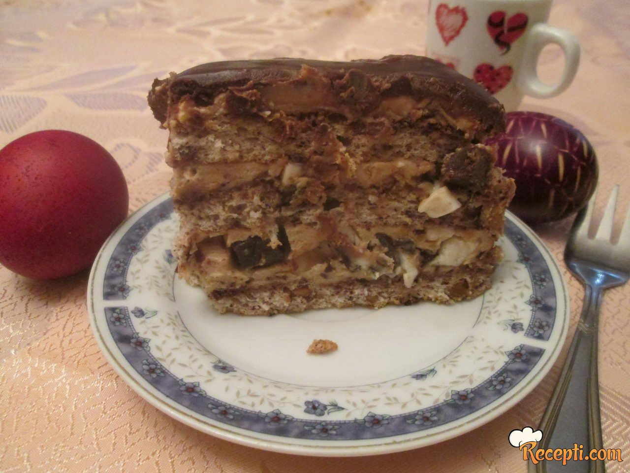 Milka torta (11)