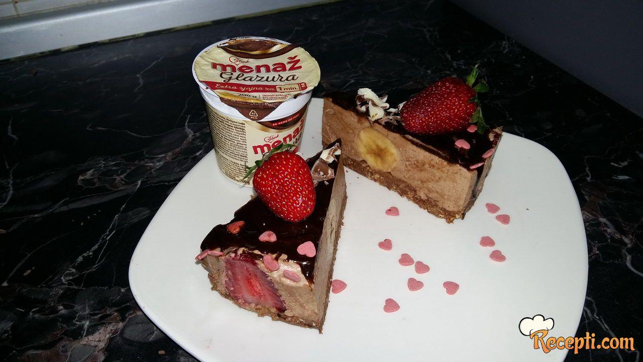 Torta Čokoladno-voćni užitak