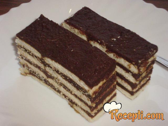 Posna keks torta (3)