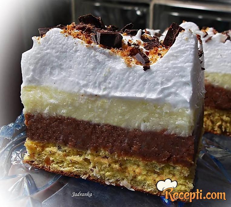 Lažna kesten torta