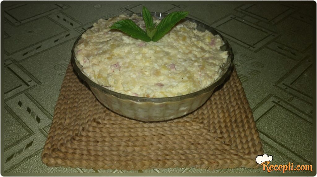 Bogata kalorična salata