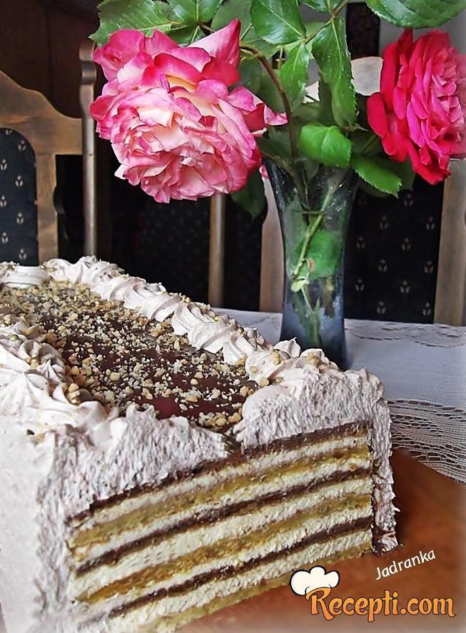 Kikiriki torta (7)