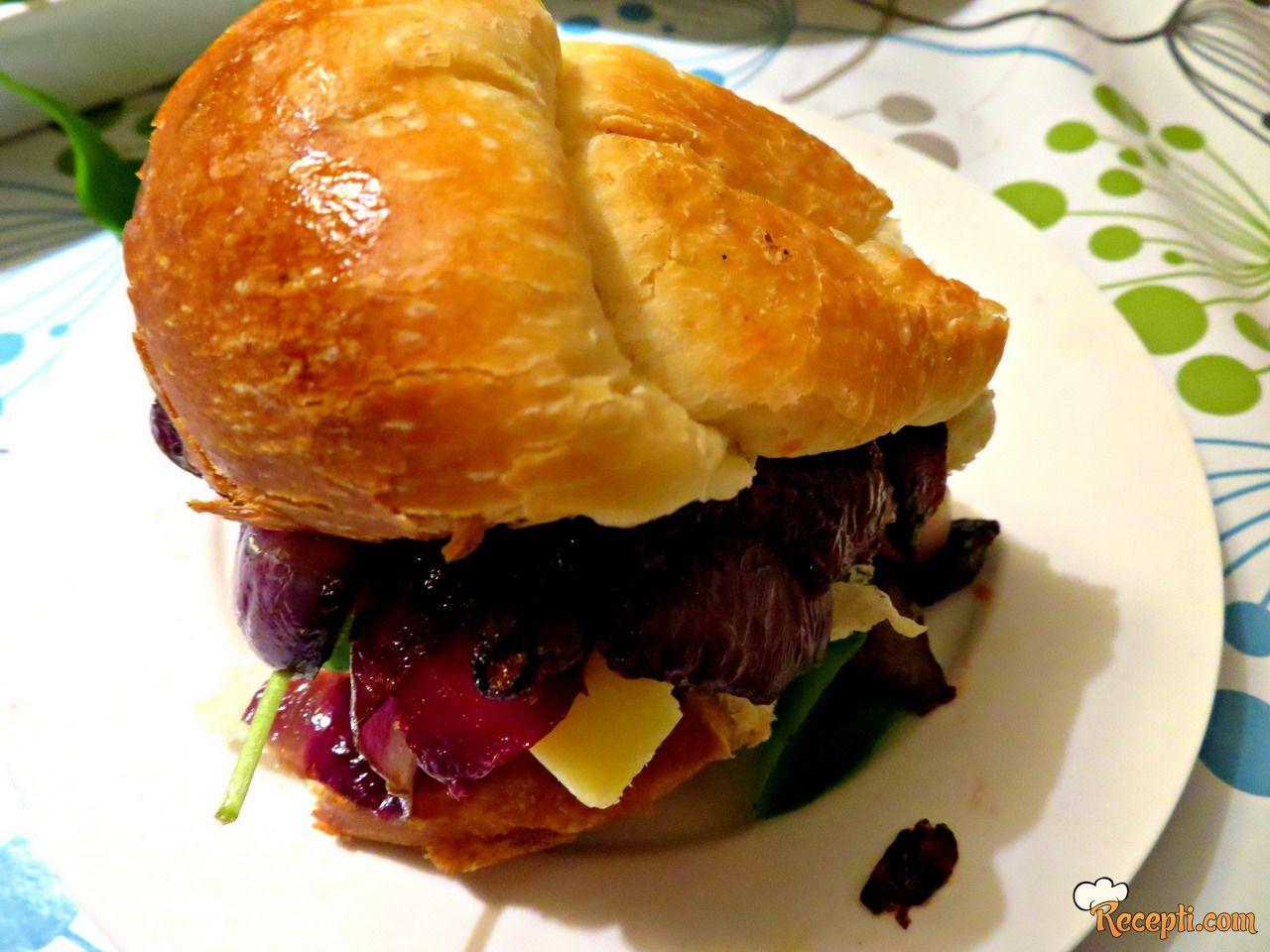 Domaći hamburgeri (4)