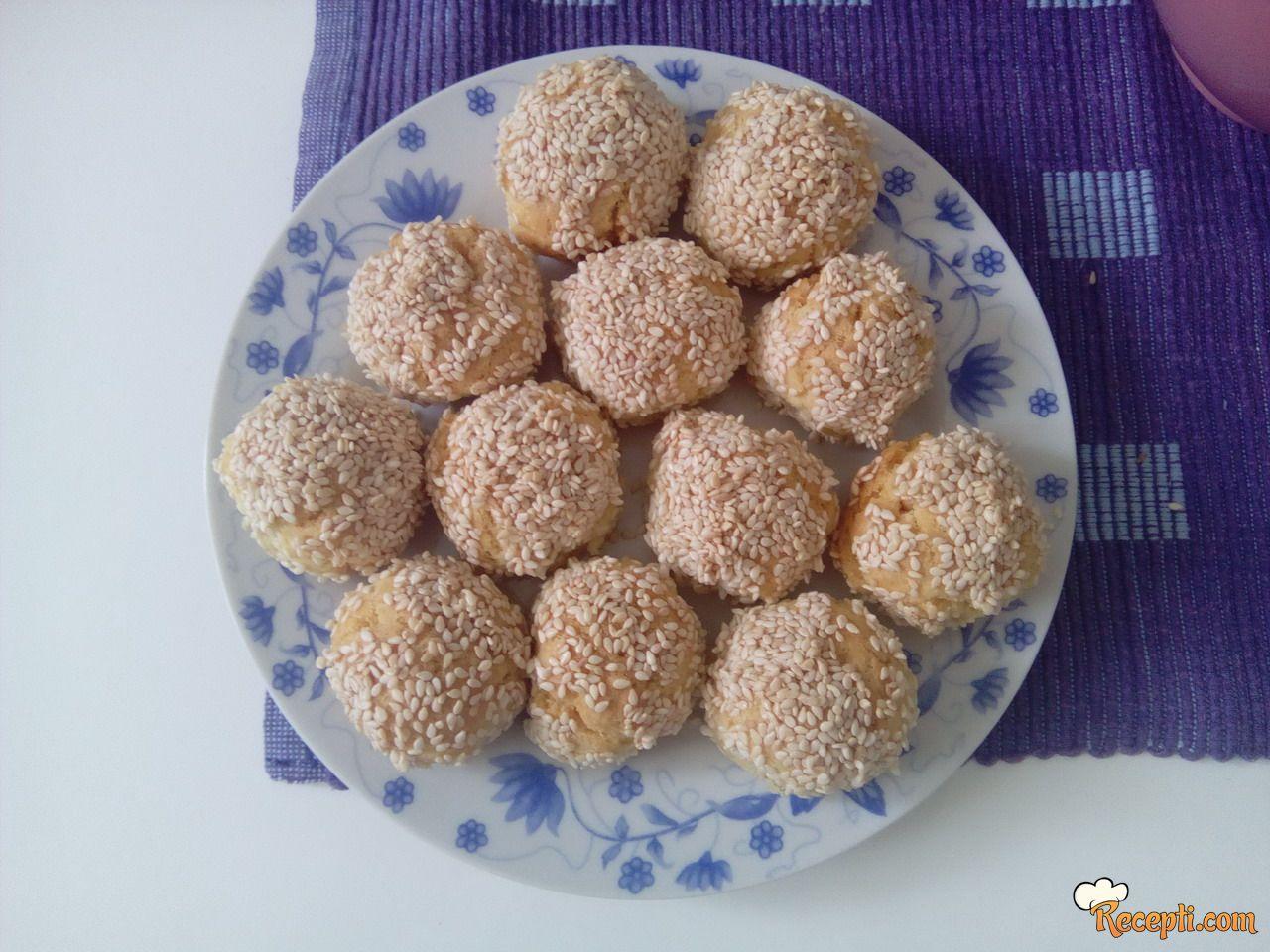 Slane kikiriki kuglice (2)