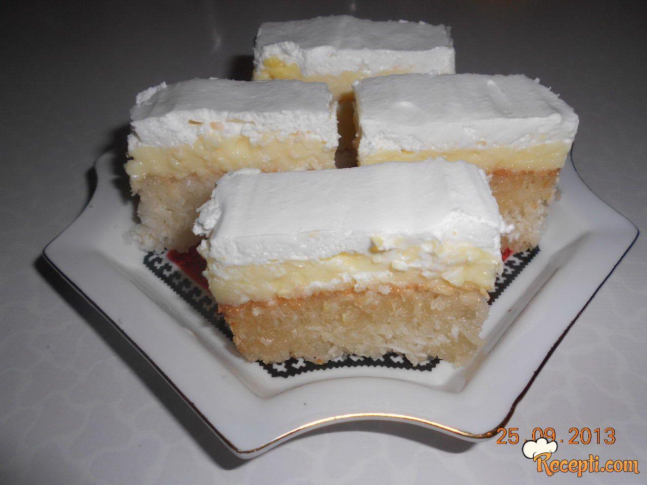 Kokos kolač (14)