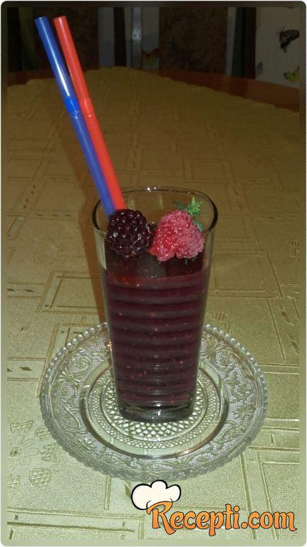 Black smoothie