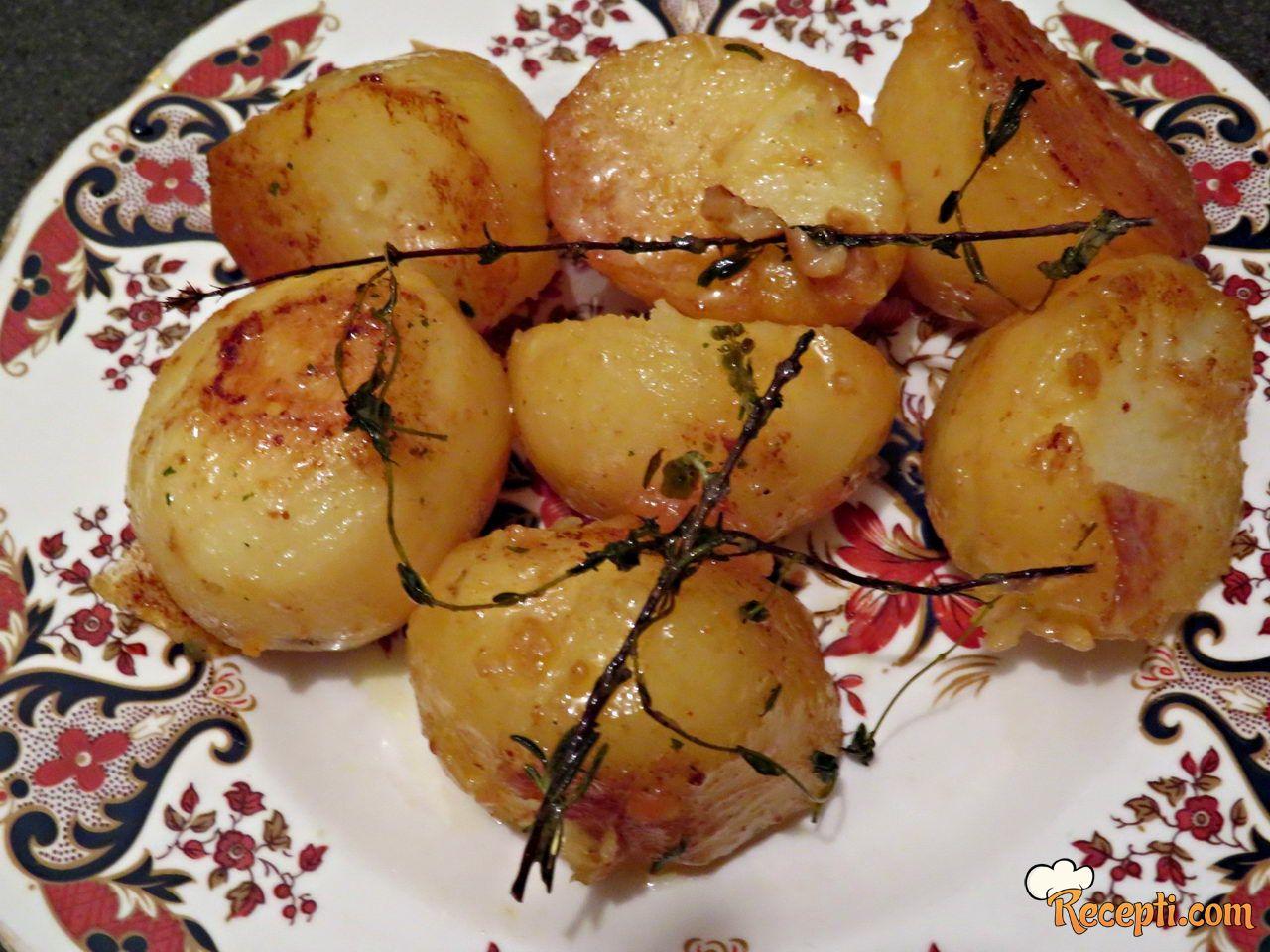 Fondant krompir