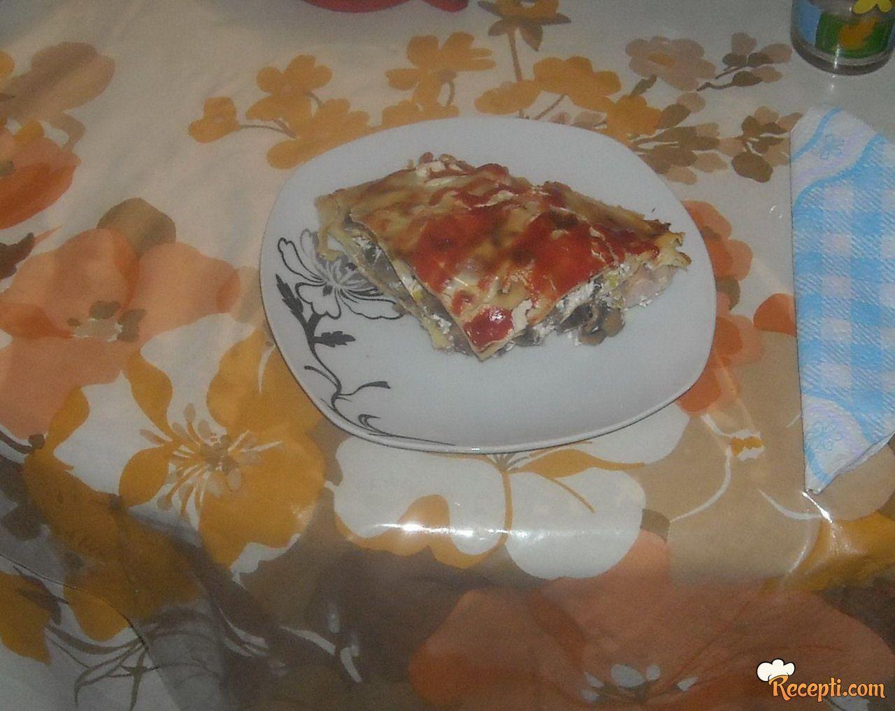 Tortilje Meksikana