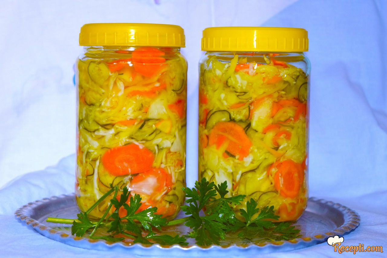 Mešana salata (4)