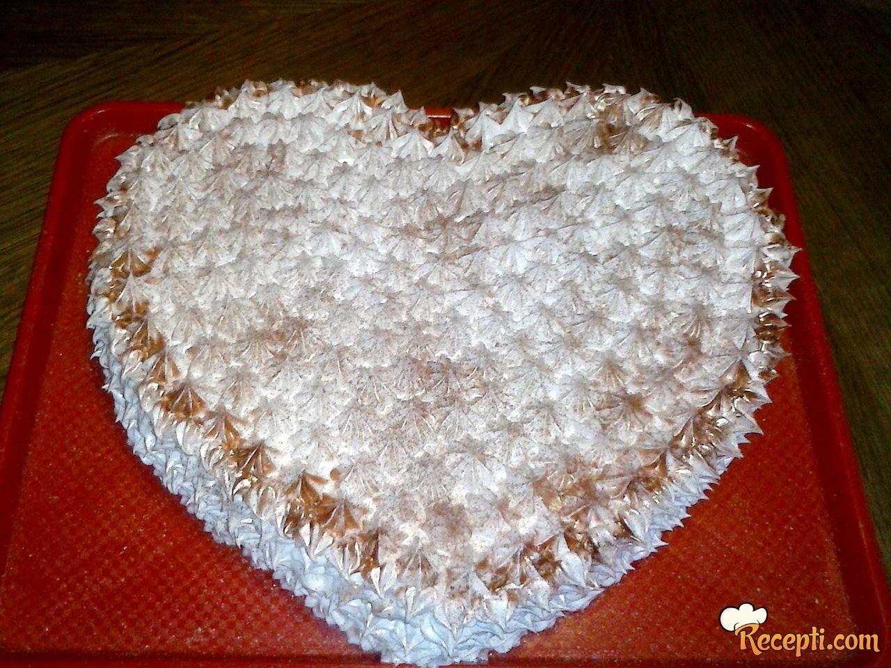 Torta Medeno Srce