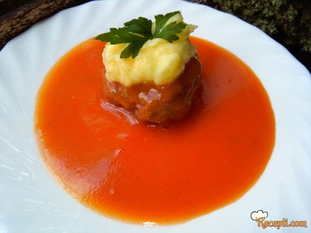 Ćufte u sosu (5)