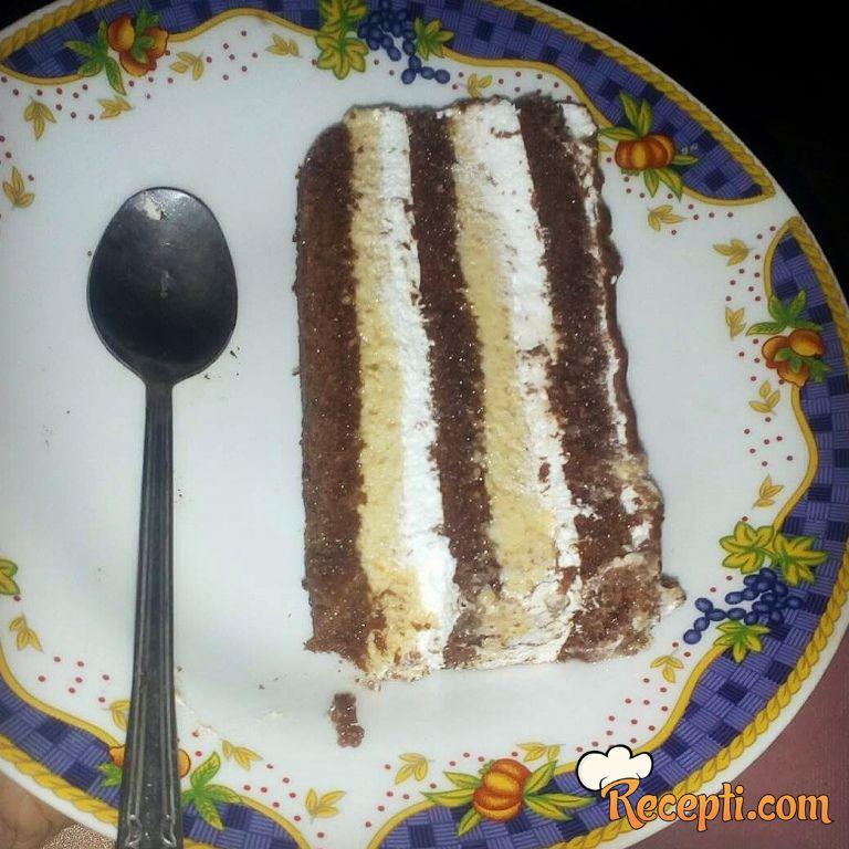 Čoko moko torta (11)