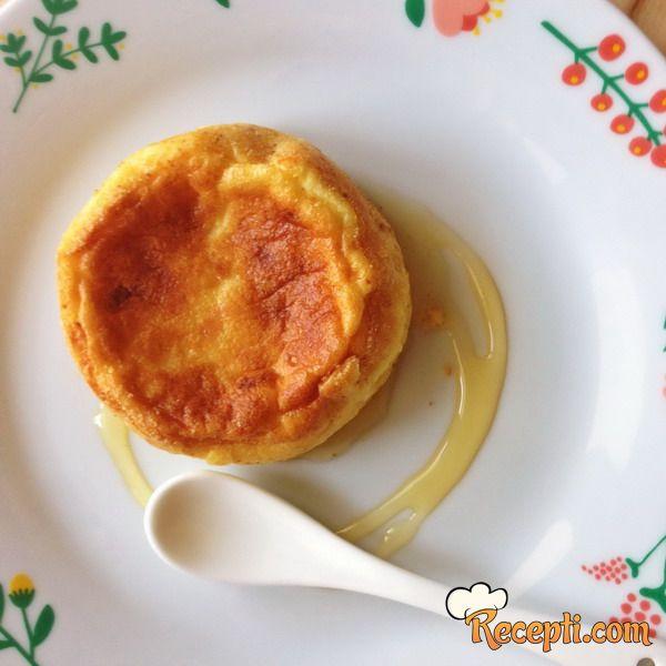 Souffle od sira