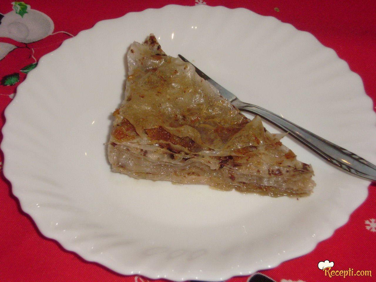 Baklava sa čokoladom (4)