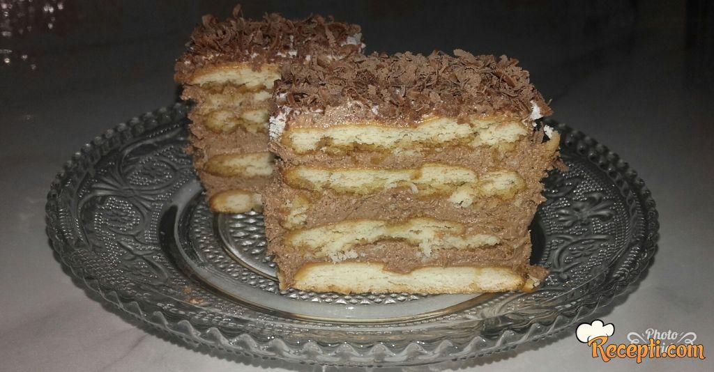 Robijeva keks torta