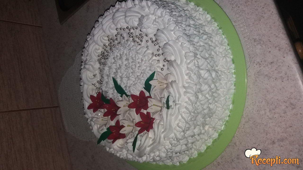 Torta sa ćeten alvom