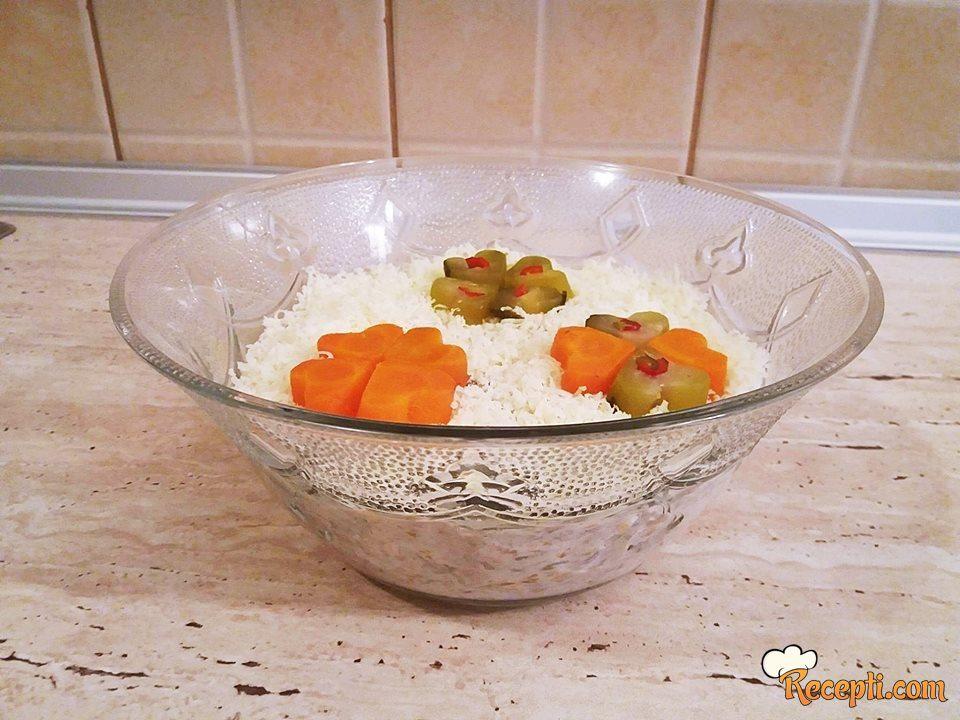 Juneća salata