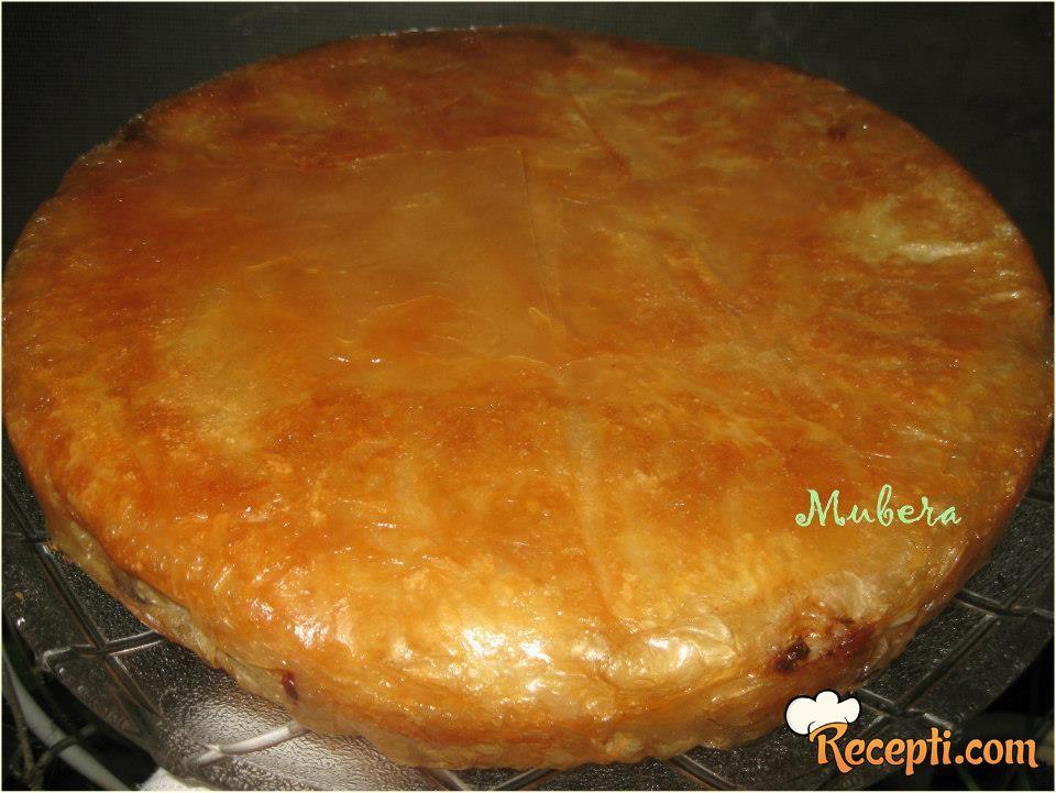 Pita sa sirom - kao iz pekare